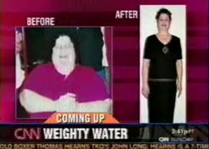 Alkaline Ionized Water and Weight Loss (Video)